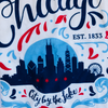 Chicago Kitchen Towels - Set of 2