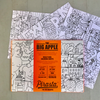 Big Apple Really Cool Coloring Sheets