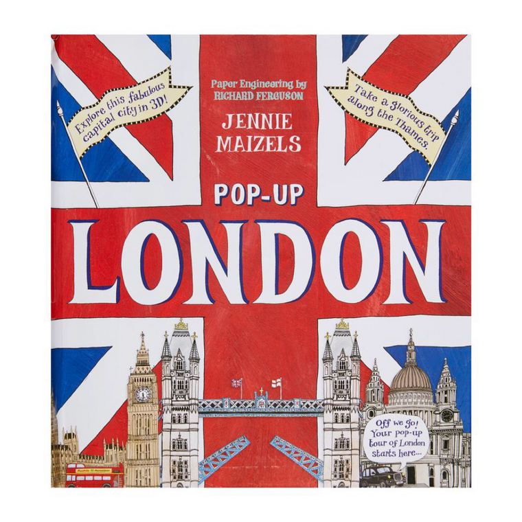 London Pop Up Book