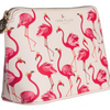 Pink Flamingo Cosmetic Bag