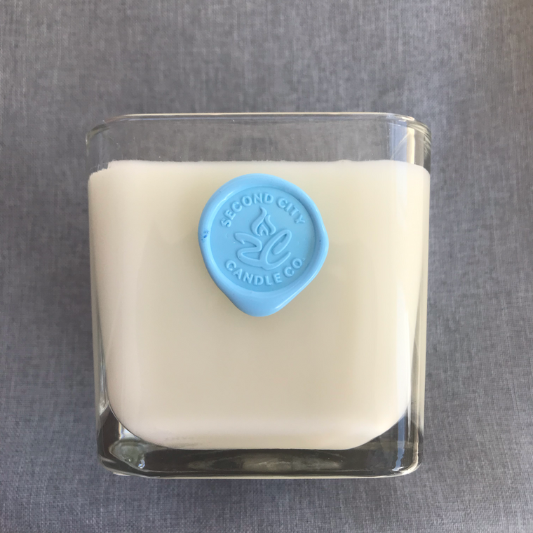 Second City Hand Poured Scented Candle