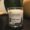 Caramel Popcorn Scented Candle