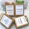 Chicago Speakeasy Soap Set - Booze Inspired Artisan Soaps, Hand Made in Chicago