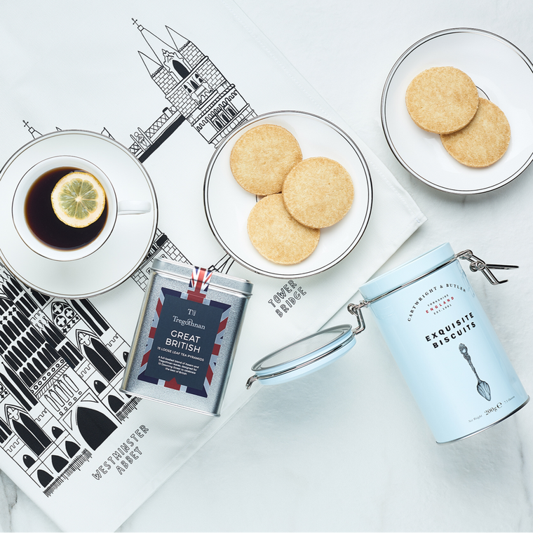 English Tea Bundle - 3 Souvenirs in 1 - Bundle Discount