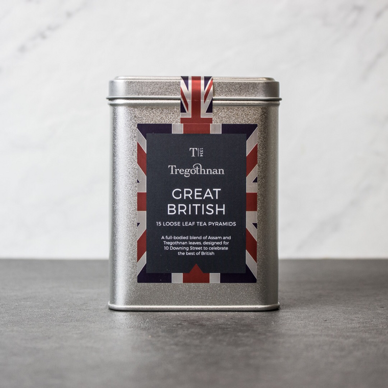 Tregothnan Great British Tea - the first tea grown in Britain
