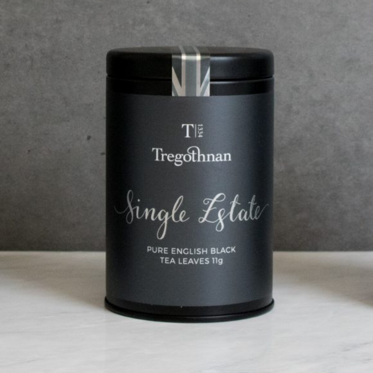 Tregothnan Single Estate Tea - the first truly British tea