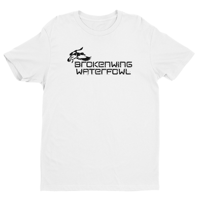 BrokenWing Tee - Black Logo