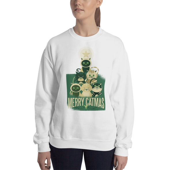 Catsmas - Women's Ugly Christmas Sweater