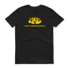 New Vision Unidentified Tee - Black