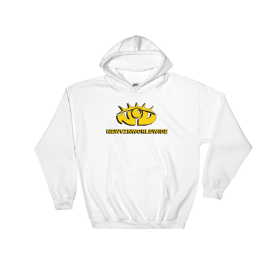New Vision Unidentified Hoodie - White