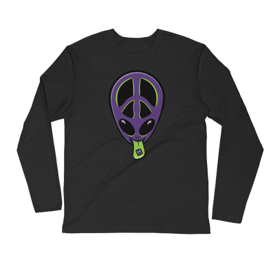 Peace of Mind & Drugs Long Sleeve