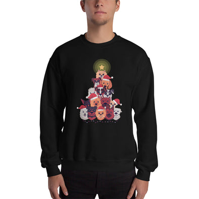 Dogsmas - Men's Ugly Christmas Sweater