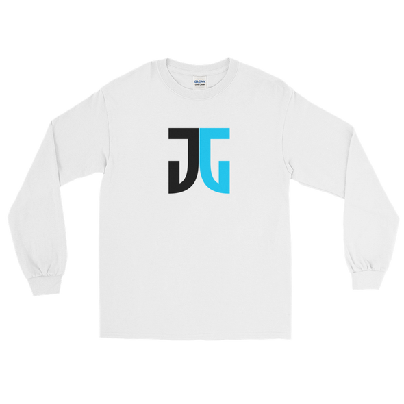Johnny Guazz - Long Sleeve - White