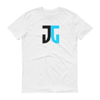 Johnny Guazz - Tee - White