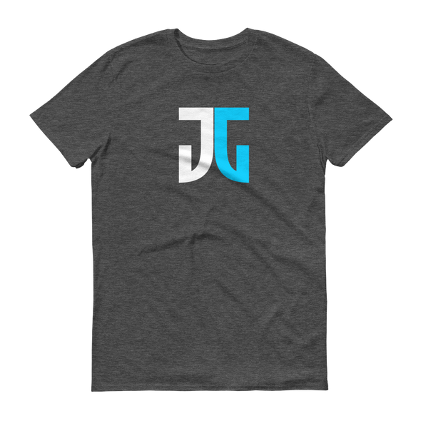 Johnny Guazz - Tee - Heather Charcoal