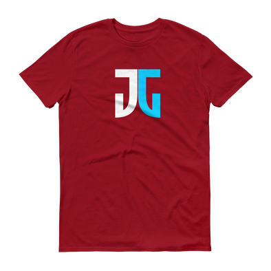 Johnny Guazz - Tee - Red