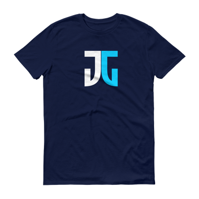 Johnny Guazz - Tee - Navy