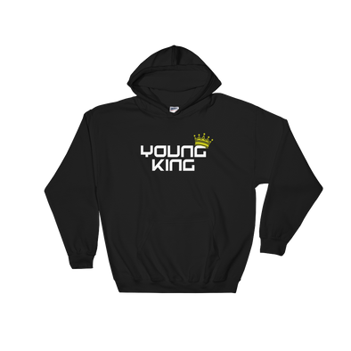 Young King - Black Hoodie