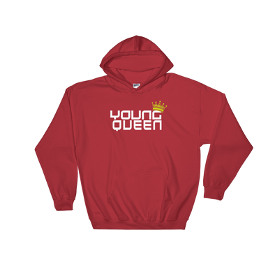 Young Queen - Red Hoodie