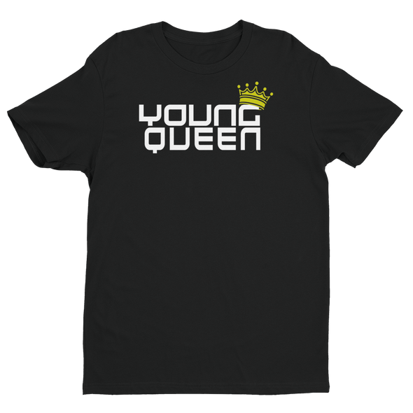 Young Queen - Black Tee