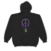 Peace of Mind & Drugs Zip Up