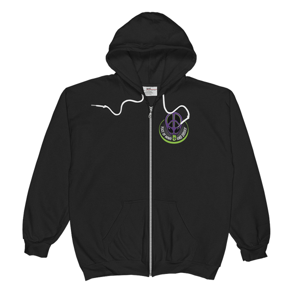 Galaxy of Life Zip Up