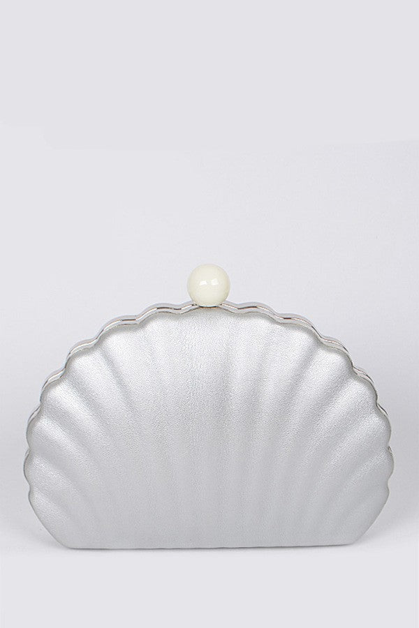 SEASHELL  CLUTCH (FINAL SALE) - UVM Collection