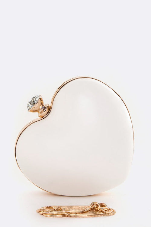 HEART CLUTCH - UVM Collection