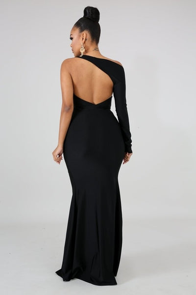 SERENA LONG DRESS (FINAL SALE) - UVM Collection