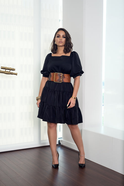 MILAN OVERSIZED WAIST BELT - UVM Collection