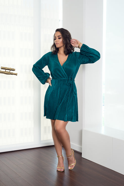 VERNA DRESS - UVM Collection