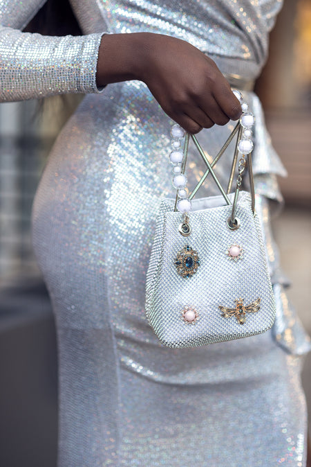 SEE THROUGH CLUTCH