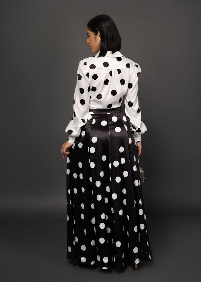 EFE POLKA DOT SET - UVM Collection