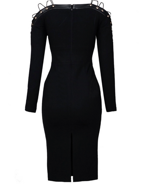 VERA BODYCON DRESS - UVM Collection