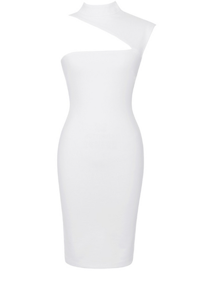 DIALA CUT-OUT MINI DRESS  PRE-ORDER SHIPS OUT MAY 25TH - UVM Collection