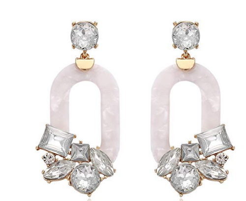 MINA EARRING - UVM Collection