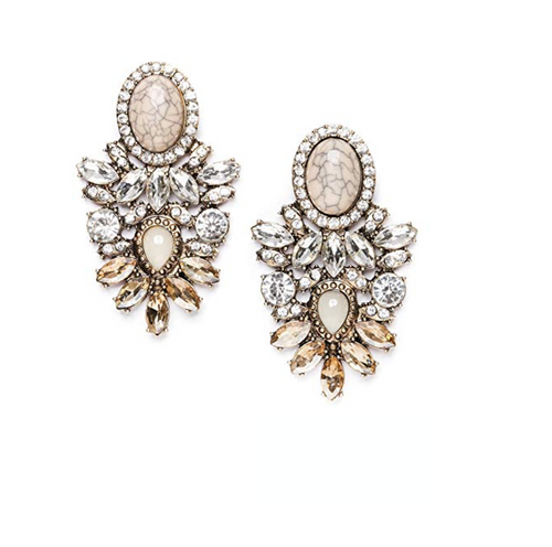 MILANI STATEMENT EARRING - UVM Collection