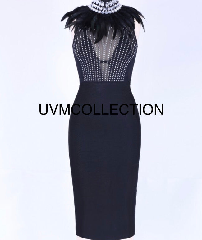 VALERIA DRESS - UVM Collection