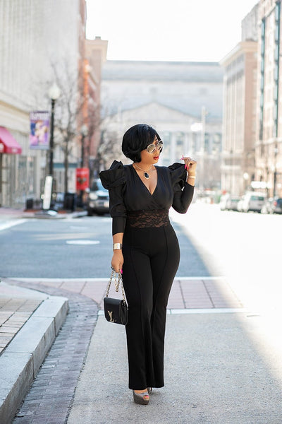 GINA JUMPSUIT - UVM Collection