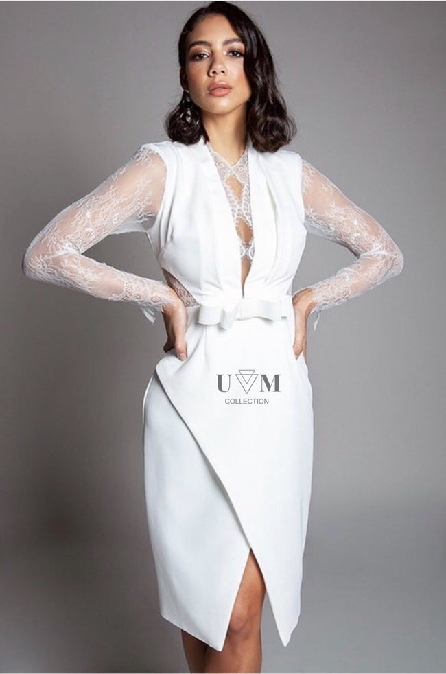 ALEYMA DRESS - UVM Collection