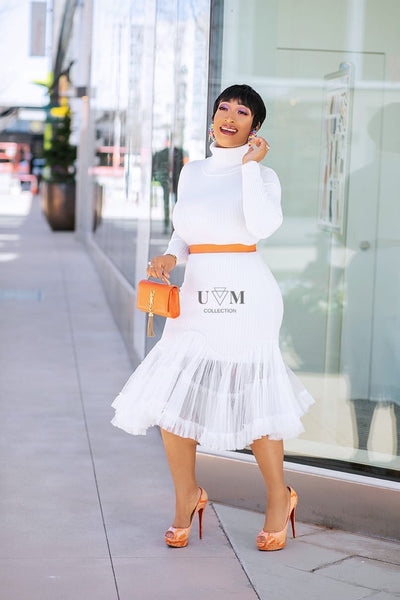 VEE TUTU DRESS - UVM Collection