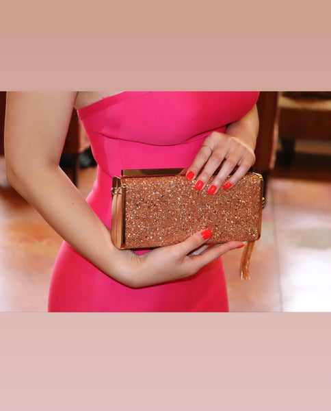 AZA CLUTCH - UVM Collection
