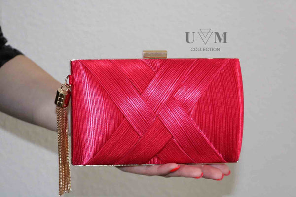 TIFFY CLUTCH - UVM Collection