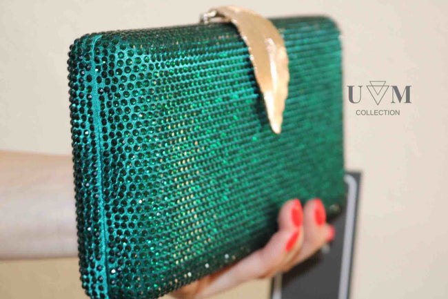 GLITS CLUTCH - UVM Collection