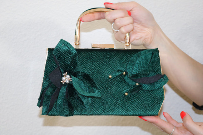 IMANI PURSE - UVM Collection