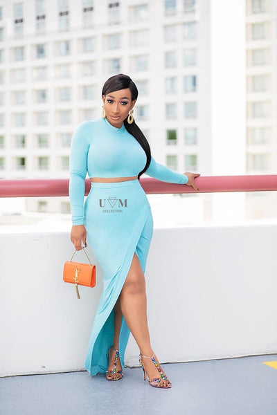 TIA TEAL SET - UVM Collection