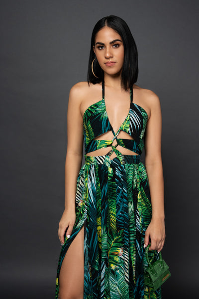 ARPINA TROPICAL DRESS - UVM Collection
