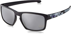 Oakley Men's OO9262 Sliver Rectangular Sunglasses