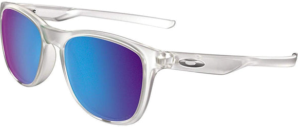 Oakley Men's OO9340 Trillbe X Rectangular Sunglasses
