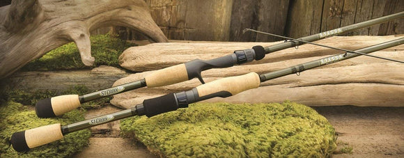 St. Croix Eyecon Spinning Rods (66, MLF)